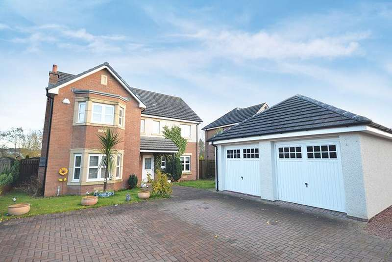 4 Bedrooms Detached Villa House for sale in 18 Corton Shaw, Alloway, ka6 6gg