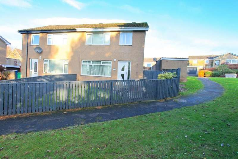 3 Bedrooms Semi Detached House for sale in Ardoch Park, Glenrothes