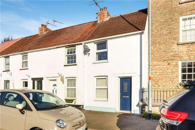 2 Bedrooms Terraced House for sale in Towcester Road, Old Stratford, Milton Keynes, Northamptonshire