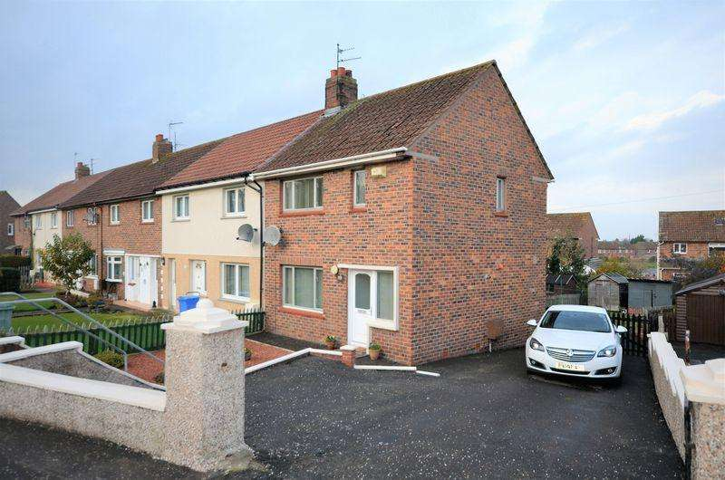 2 Bedrooms End Of Terrace House for sale in 111 Hillfoot Road, Ayr KA7 3LD