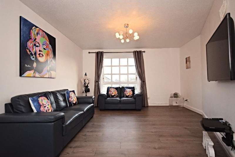 2 Bedrooms Flat for sale in River Street, Ayr, South Ayrshire, KA8 0AX