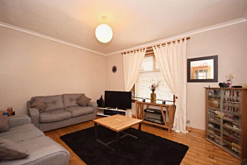 1 Bedroom Apartment Flat for sale in Georges Avenue, Ayr, South Ayrshire, KA8 9HW