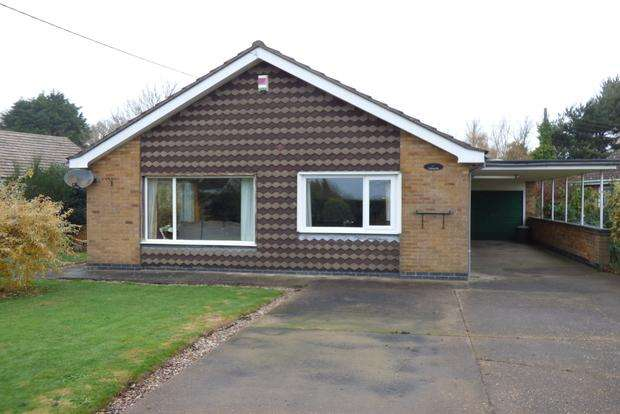 3 Bedrooms Bungalow for sale in Church Lane, Addlethorpe, Skegness, PE24