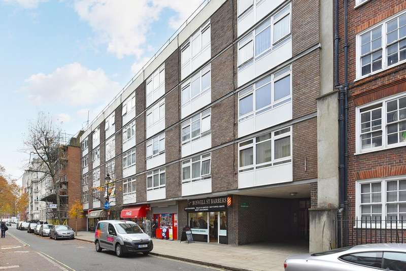 3 Bedrooms Flat for sale in Devonshire Court, Boswell Street, Holborn, London