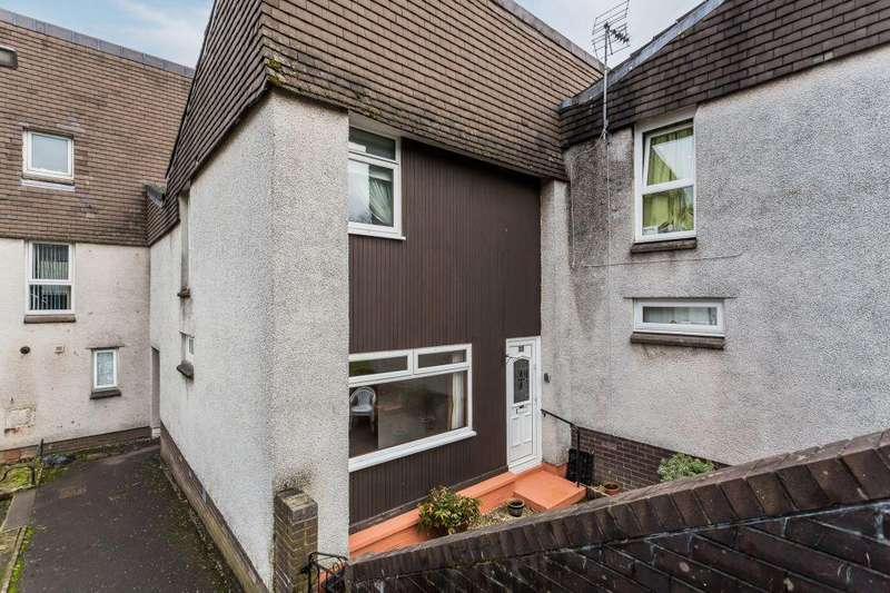 3 Bedrooms Terraced House for sale in 12 Park Top, Erskine, PA8 7HP