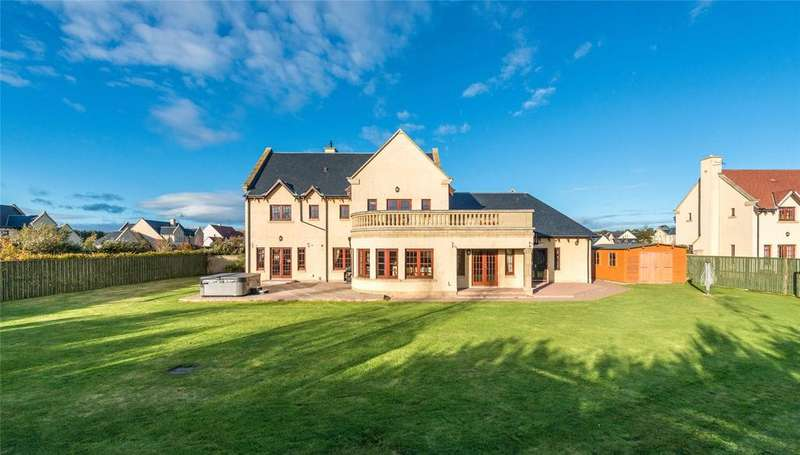 5 Bedrooms Detached House for sale in The Village, Archerfield, East Lothian