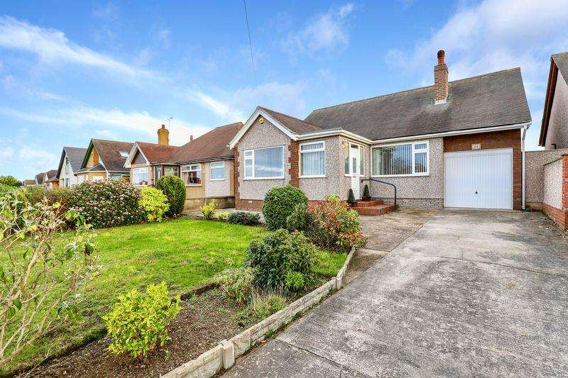 3 Bedrooms Detached Bungalow for sale in Ffordd Ffynnon, Prestatyn