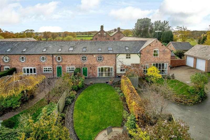 4 Bedrooms Terraced House for sale in Plas Newydd, Stringers Lane, Higher Kinnerton, Chester