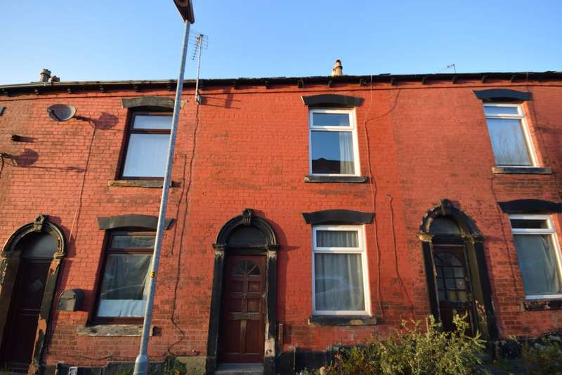 2 Bedrooms Terraced House for sale in Monmouth Street, Oldham OL9