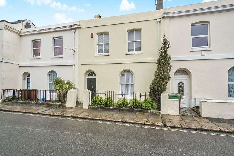 5 Bedrooms Property for sale in Cecil Street, Plymouth, PL1