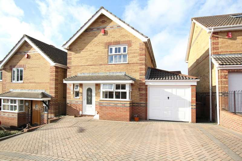 3 Bedrooms Detached House for sale in Plympton, Plymouth