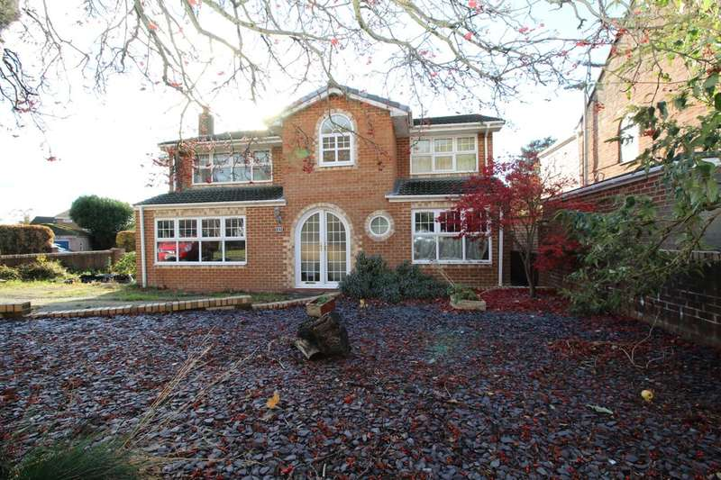5 Bedrooms Detached House for sale in Cragside, Sedgefield