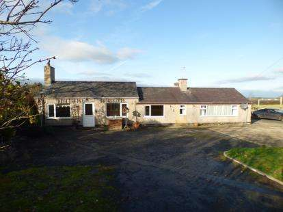 4 Bedrooms Detached House for sale in Llangristiolus, Bodorgan, Sir Ynys Mon, LL62