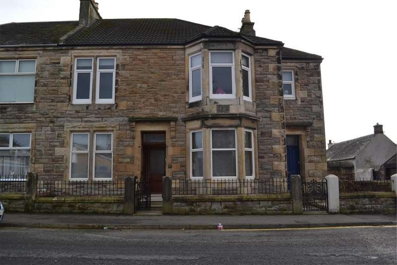 2 Bedrooms Flat for sale in 9 Winton Street, SALTCOATS, KA21 5BN