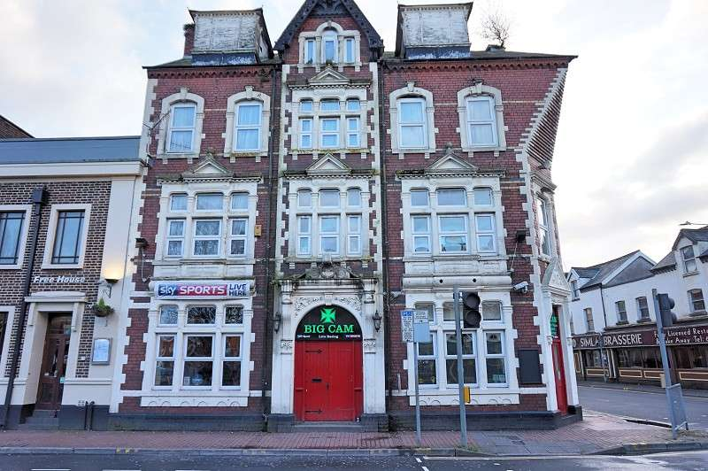 23 Bedrooms Residential Development Commercial for sale in Windsor Road, , Neath, West Glamorgan. SA11 1LS