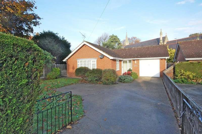 3 Bedrooms Detached Bungalow for sale in Tanglewood, 1 Mount Pleasant, Louth, LN11 9DR