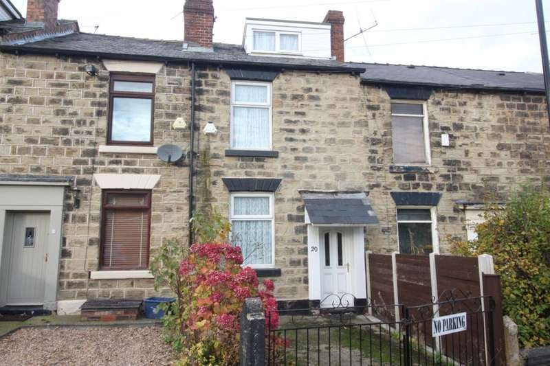 3 Bedrooms Terraced House for sale in Talbot Gardens, Sheffield, S2