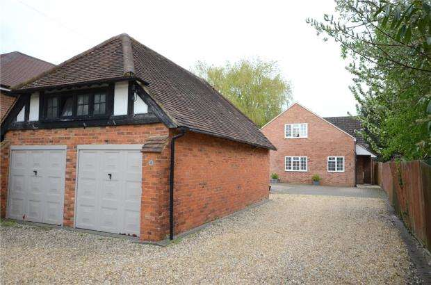 5 Bedrooms Detached House for sale in Robinhood Lane, Winnersh, Wokingham