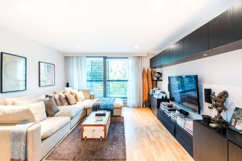 1 Bedroom Flat for sale in Stockholm Apartments, 86 Chalk Farm Road, Chalk Farm, London, NW1