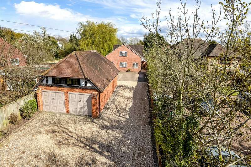 5 Bedrooms Detached House for sale in Robinhood Lane, Winnersh, Wokingham, Berkshire, RG41