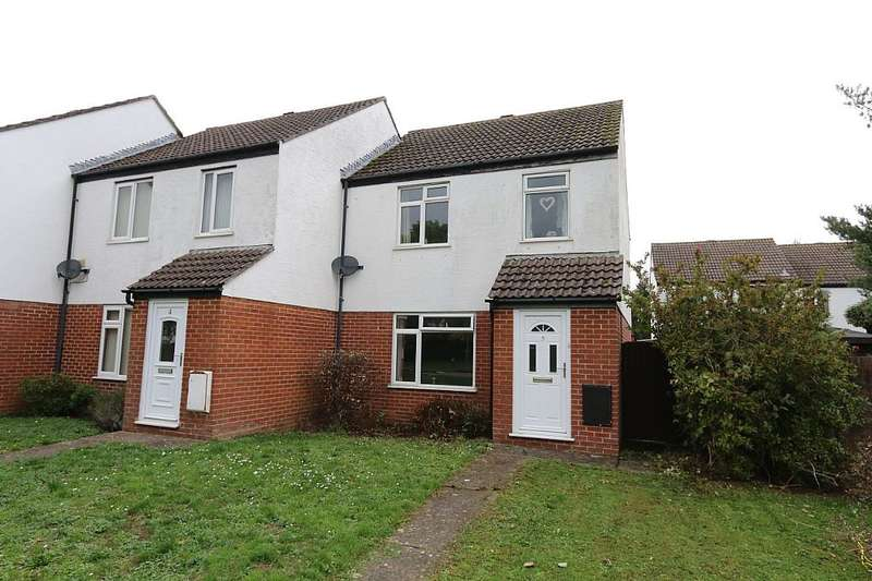 3 Bedrooms End Of Terrace House for sale in Ullswater Close, Bristol, Bristol, BS37 5SS