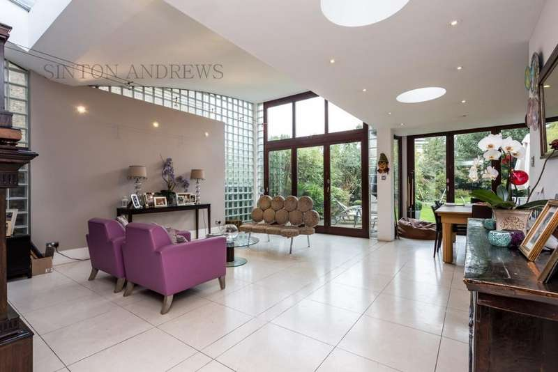 6 Bedrooms Detached House for sale in Gordon Road, Ealing, W5
