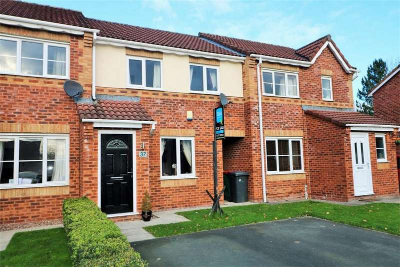3 Bedrooms Semi Detached House for sale in Dunnock Lane, Cottam, PRESTON, Lancashire