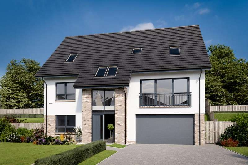 5 Bedrooms Detached House for sale in Plot 8 The Ranfurly, Ranfurly Green Lawmarnock Road, Bridge of Weir, PA11 3AP