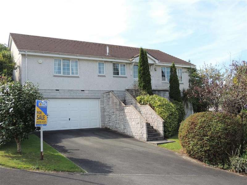 3 Bedrooms Detached Bungalow for sale in Kent Avenue, Carlyon Bay, St. Austell