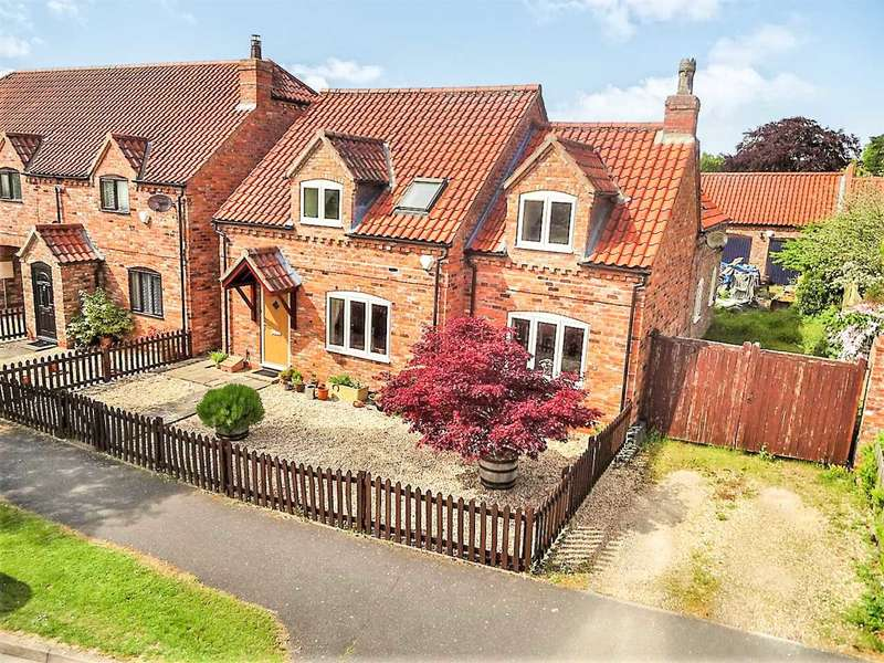 3 Bedrooms Detached House for sale in Harmston Park Avenue, Harmston, Lincoln