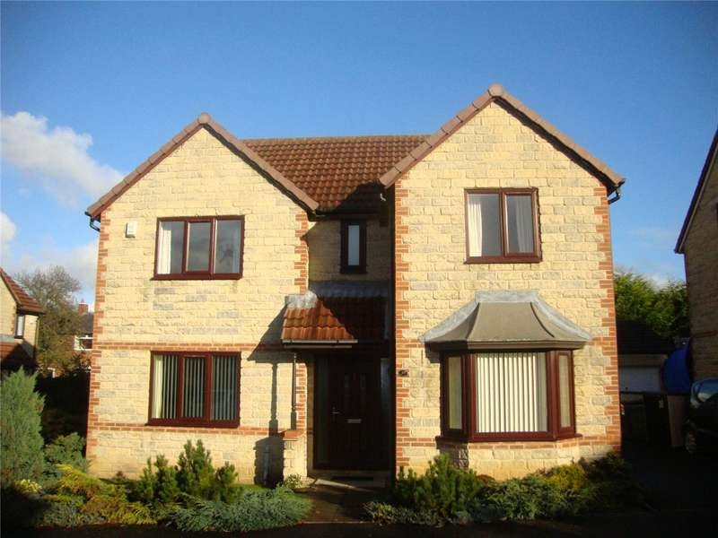 4 Bedrooms Detached House for sale in Mackintosh Court, Gilesgate, Durham, DH1
