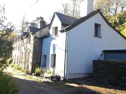3 Bedrooms Semi Detached House for sale in Dinorwic Houses, Dinorwic, Caernarfon, Gwynedd, LL55
