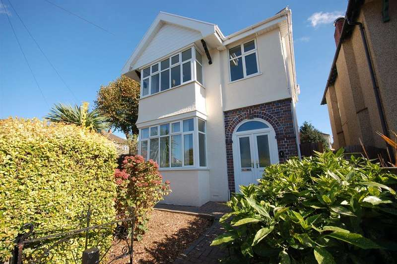 3 Bedrooms Detached House for sale in Holdenhurst Road, Kingswood, Bristol BS15 1HL