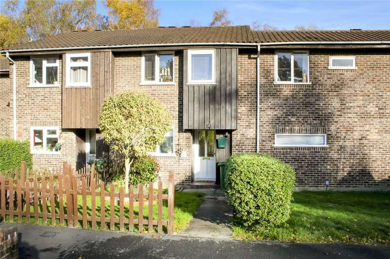 3 Bedrooms Terraced House for sale in Greenham Wood, Bracknell, Berkshire, RG12