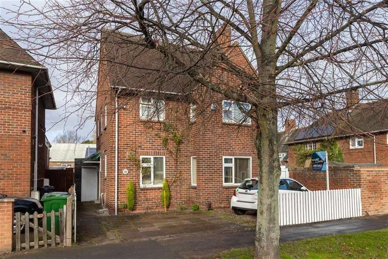 3 Bedrooms Detached House for sale in Shelthorpe Road, Loughborough, LE11