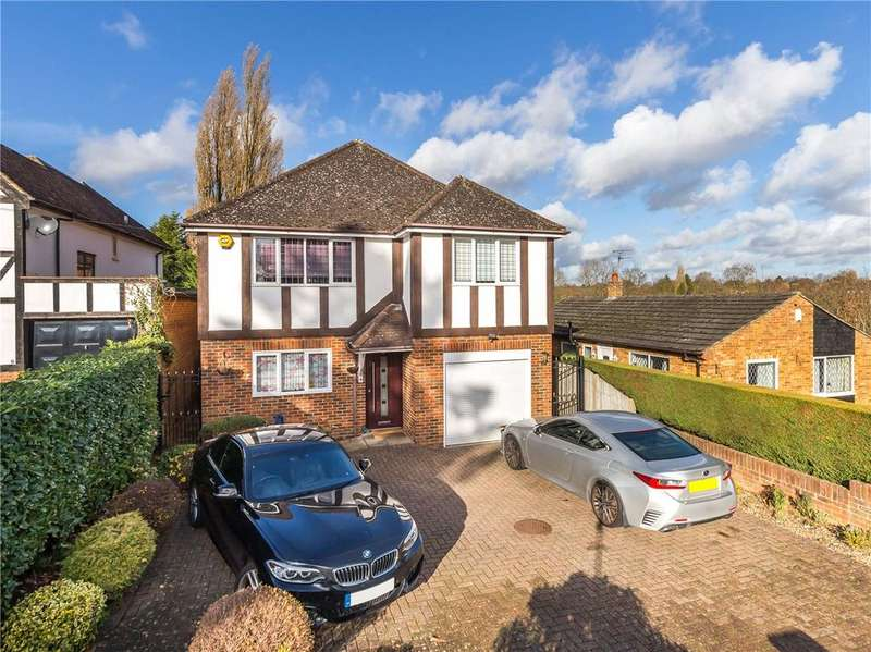 4 Bedrooms Detached House for sale in Ragged Hall Lane, St. Albans, Hertfordshire