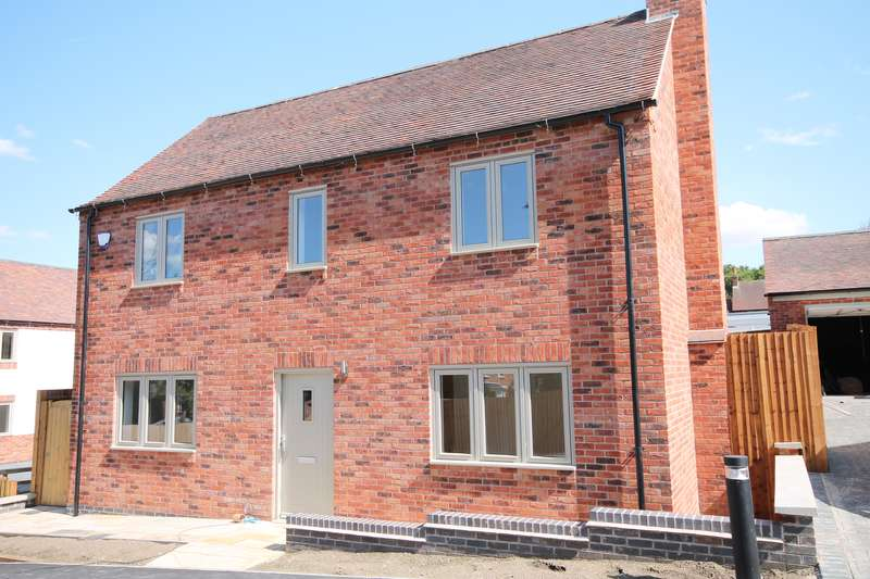 4 Bedrooms Property for sale in Ankle Hill, Melton Mowbray