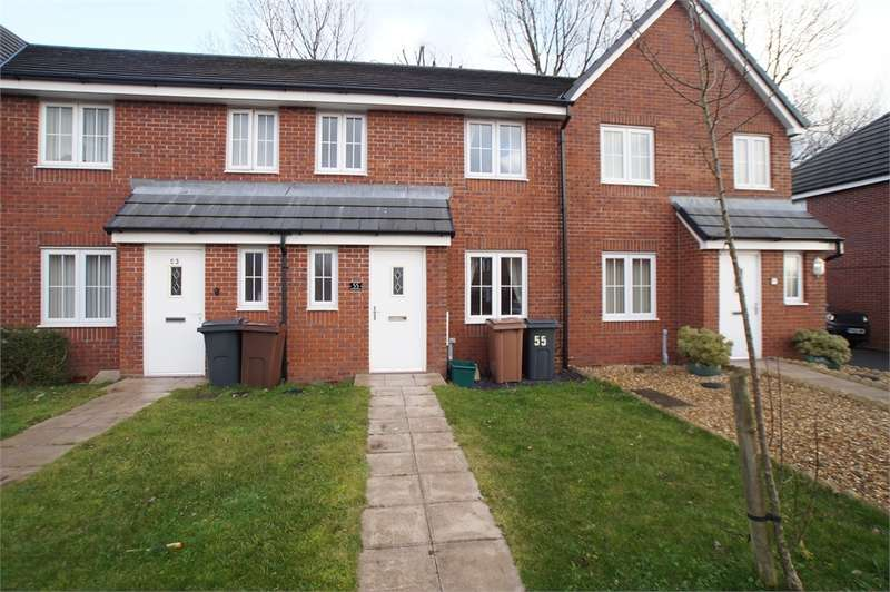 3 Bedrooms Terraced House for sale in CA26 3AT Weavers Avenue, FRIZINGTON, Cumbria