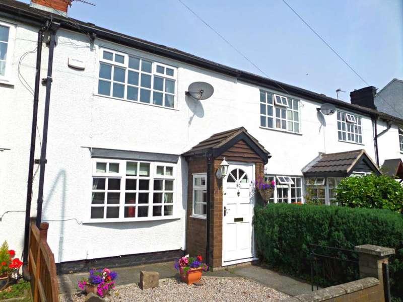 2 Bedrooms Cottage House for sale in Bridge Street, Golborne
