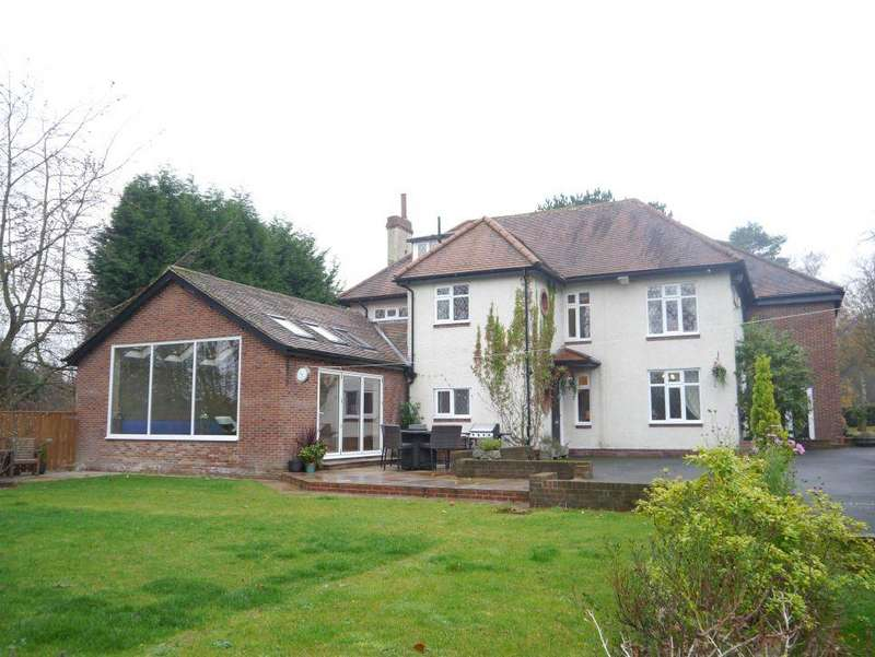 5 Bedrooms Detached House for sale in FABULOUS FAMILY HOUSE WITH SWIMMING POOL Edge Hill, Darras Hall