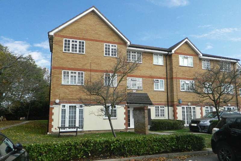 1 Bedroom Flat for sale in Yellowhammer Court, Eagle Drive, London NW9