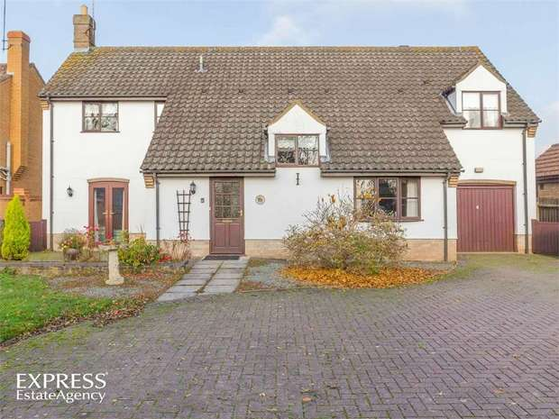 3 Bedrooms Detached House for sale in Main Road, Parson Drove, Wisbech, Cambridgeshire