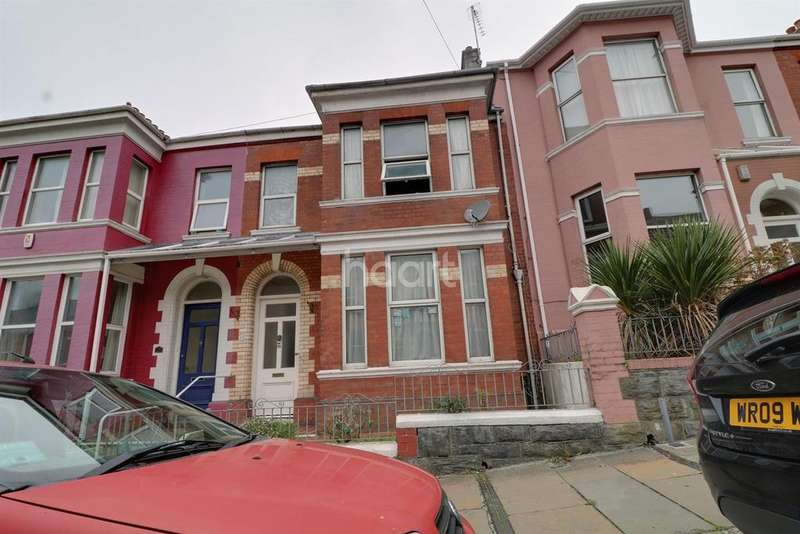 6 Bedrooms Terraced House for sale in Beechwood Avenue, Plymouth
