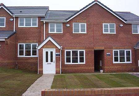 2 Bedrooms Terraced House for sale in Olanyian Drive, Manchester M8