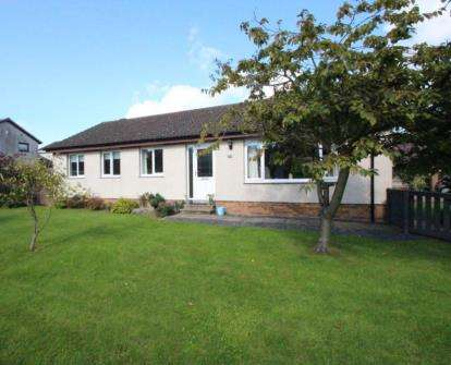 3 Bedrooms Bungalow for sale in Myres Drive, Glenrothes