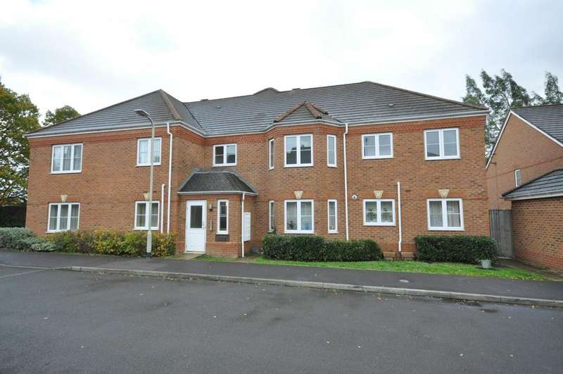2 Bedrooms Apartment Flat for sale in Little Horse Close, Earley, Reading, RG6 7HL