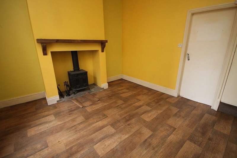 2 Bedrooms End Of Terrace House for sale in Cowfold Street, Todmorden