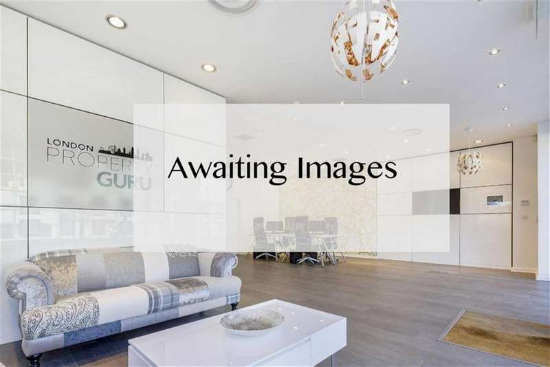 2 Bedrooms Apartment Flat for sale in Bute Gardens, London