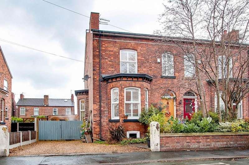 5 Bedrooms Semi Detached House for sale in Princess Road, Urmston, Manchester, M41