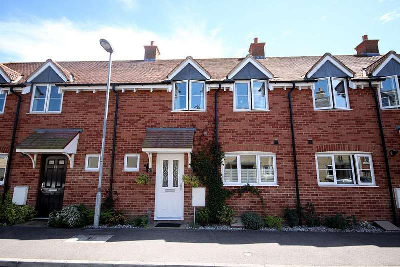 3 Bedrooms Terraced House for sale in River View, Shefford, SG17